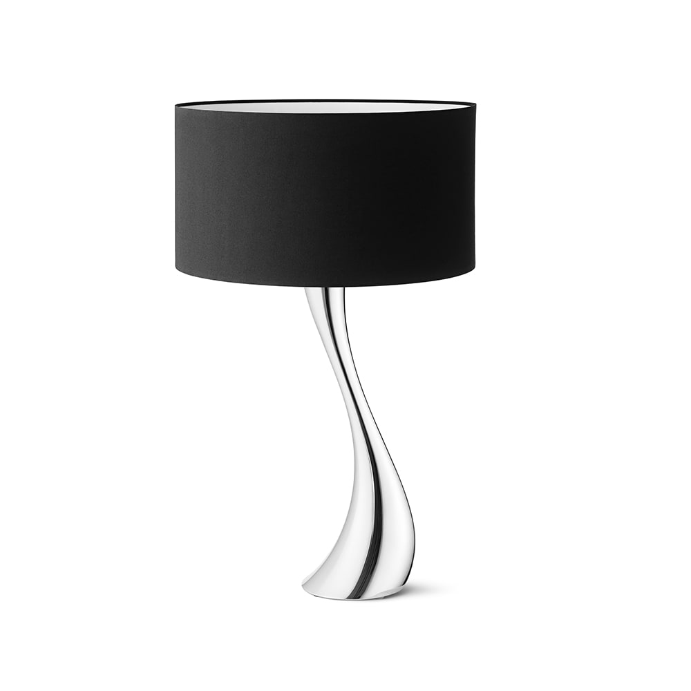 Cobra Bordlampe 72,5 cm, Sort