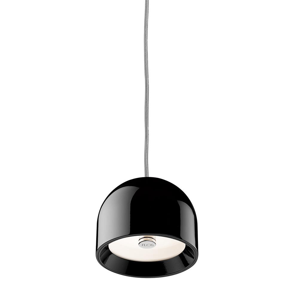wan s loftlampe sort johanna grawunder flos. Black Bedroom Furniture Sets. Home Design Ideas