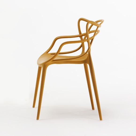 masters stol sennep philippe starck eugeni quitllet kartell. Black Bedroom Furniture Sets. Home Design Ideas