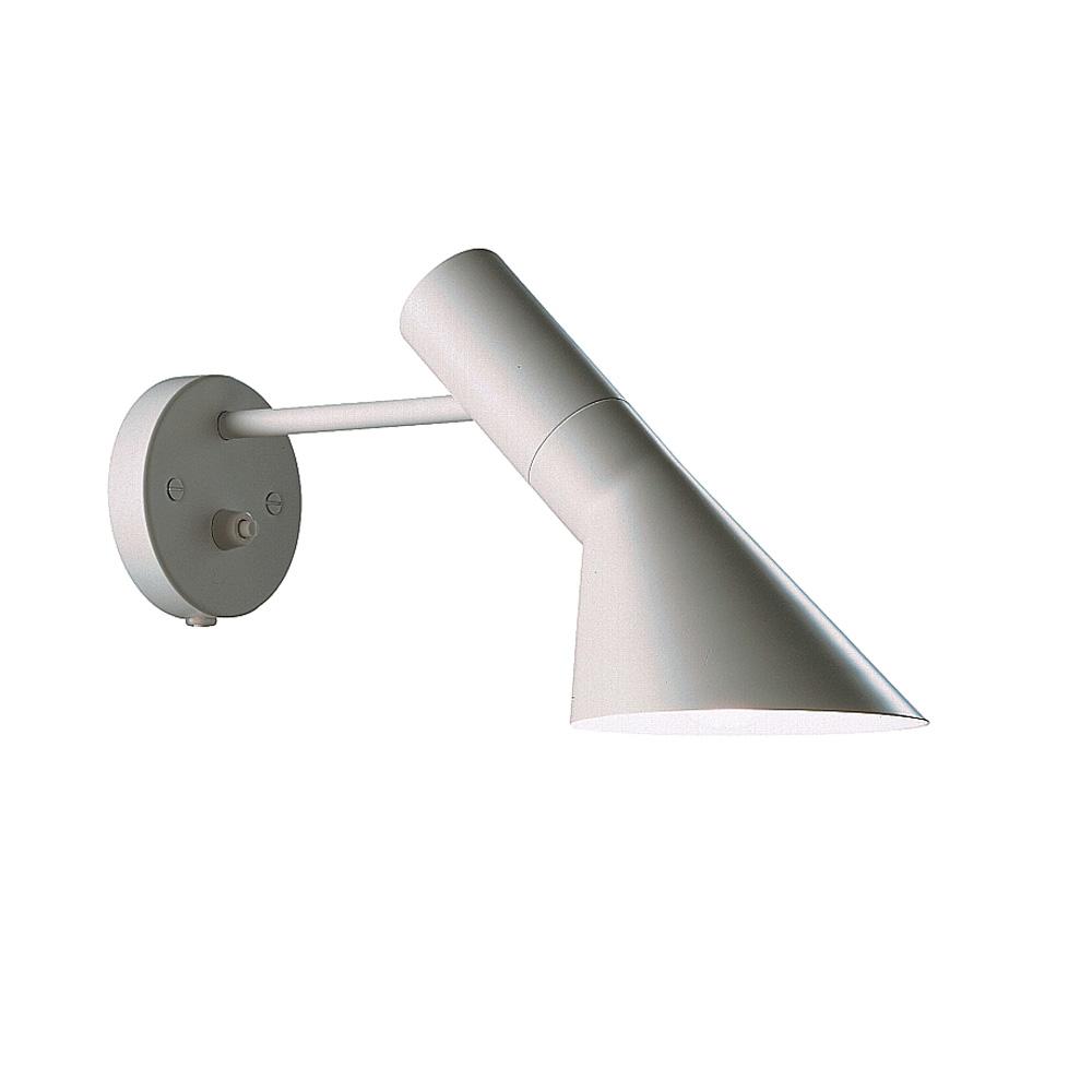 AJ V u00e6glampe 40W vipbar, hvid Arne Jacobsen Louis Poulsen RoyalDesign dk
