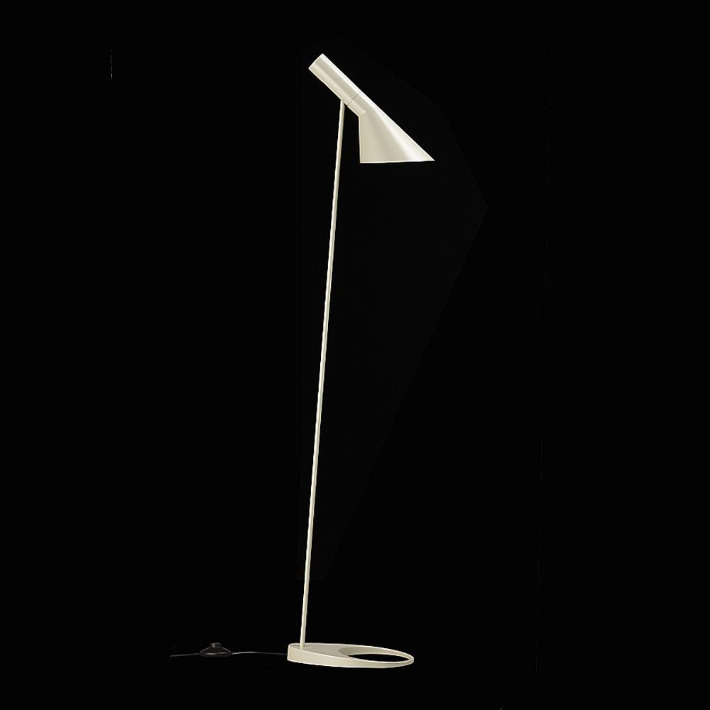 arne jacobsen gulvlampe hvid solceller og lysdioder. Black Bedroom Furniture Sets. Home Design Ideas