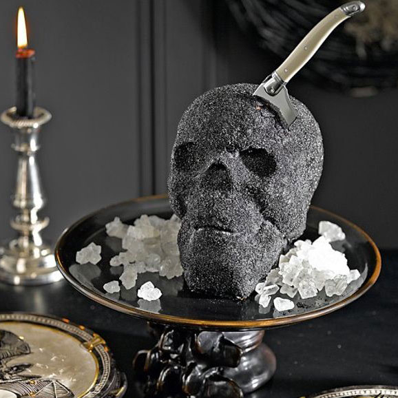 Nordic ware haunted skull bageform nordic ware nordic ware - Cake tolix ...