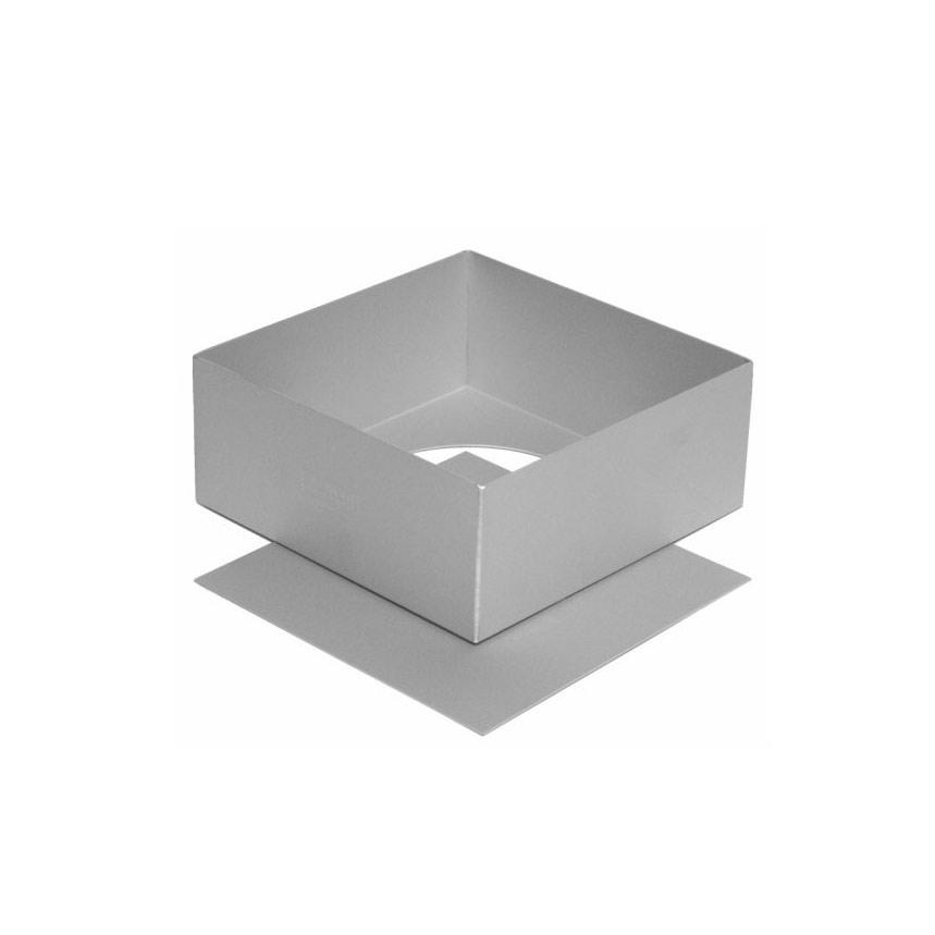 kvadratisk bageform