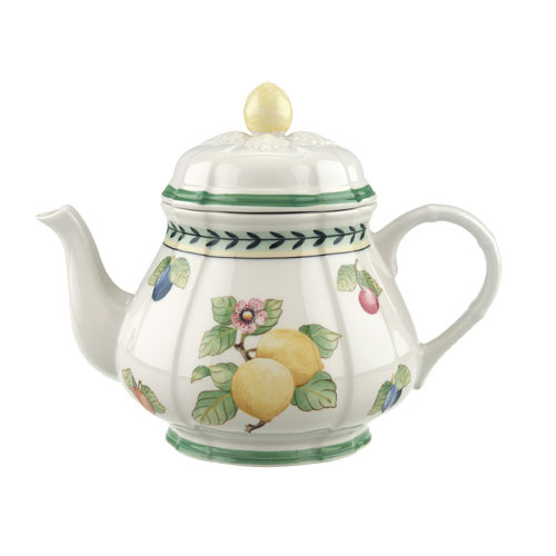 French garden fleurence tekande 6 pers 1 00l villeroy for Villeroy and boch french garden